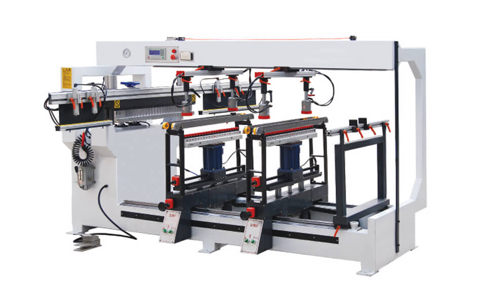 VKD-213 Multi spindle line boring machine-three lines