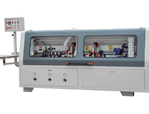 VKF-001 Semi-automatic edge banding machines