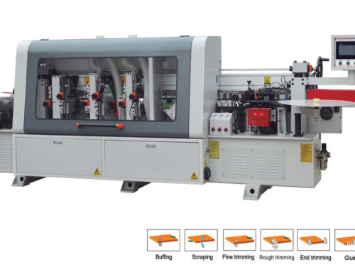 VKF-106B edge banding machines for sale