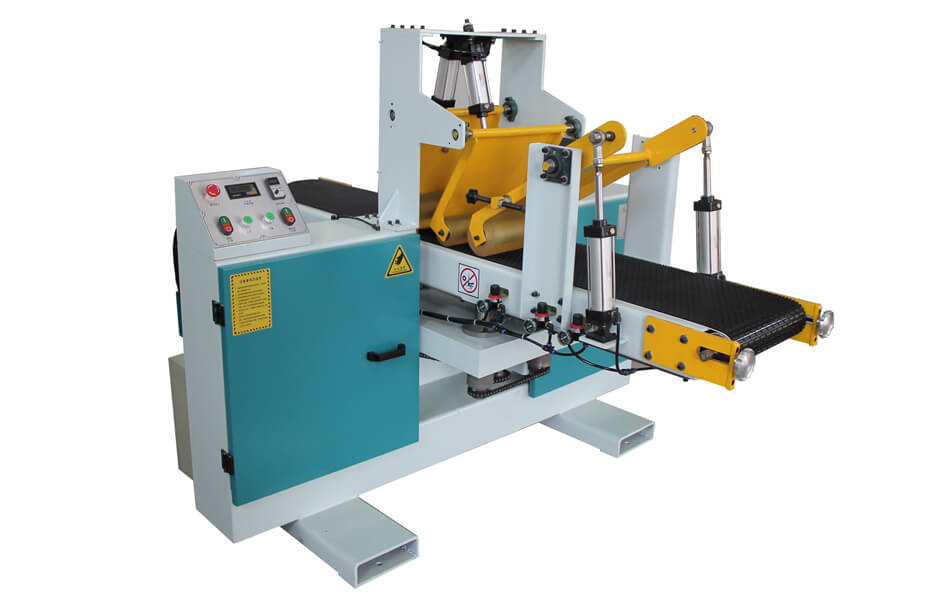 VKH-380 horizontal band saw for woodworking