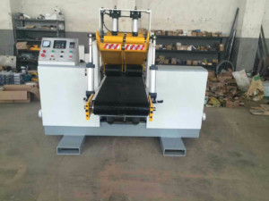 horizontal band saw factory