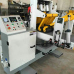 horizontal band saw for woodworking and furniture