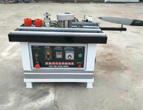 VKF-60 Manual Edge Banding Machine