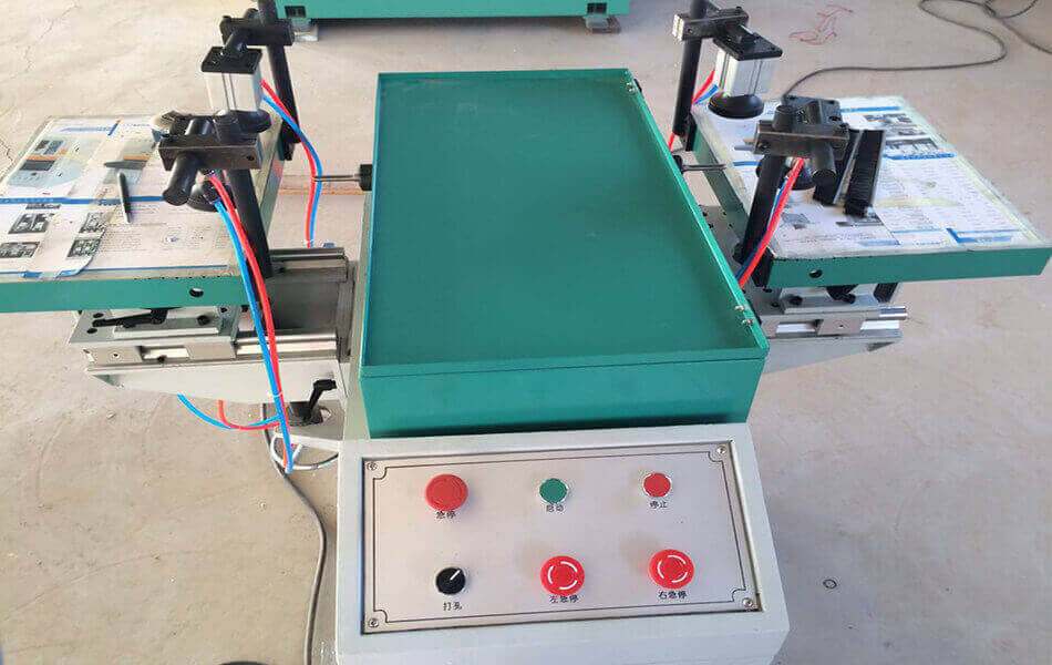 Double end mortising machine manufacturer